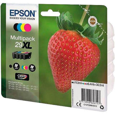 EPSON »T2996 29XL Original Kombi-Pack juoda ...