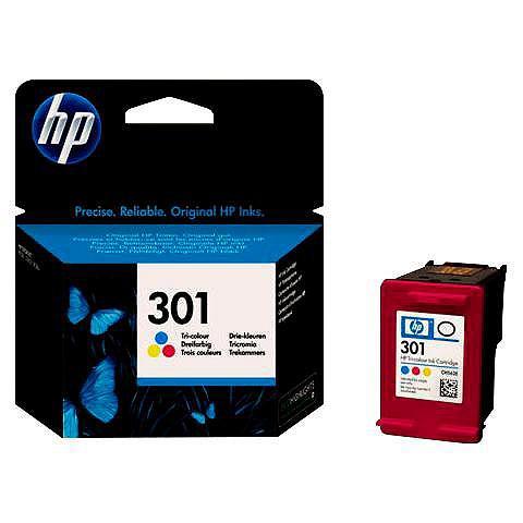 HP » NR. 301 original CH562EE cyan/magent...