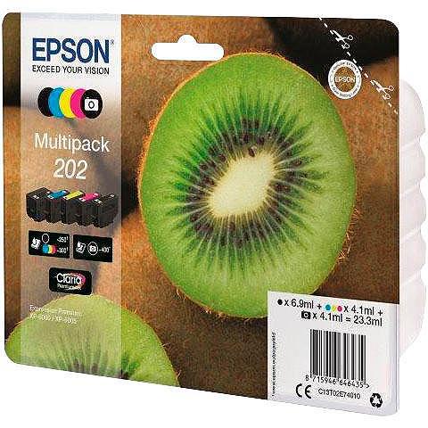 EPSON »Multipack T02E7 C13T02E74010 5 Farben...