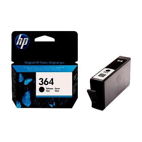 HP » 364 original CB316EE SCHWARZ« Tinten...