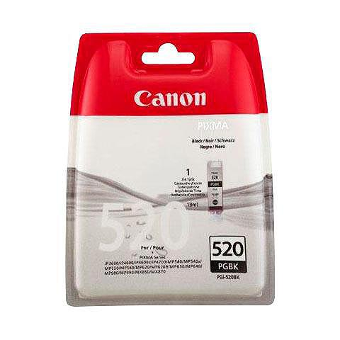 CANON »PGI-520BK juoda spalva Foto« Rašalo k...