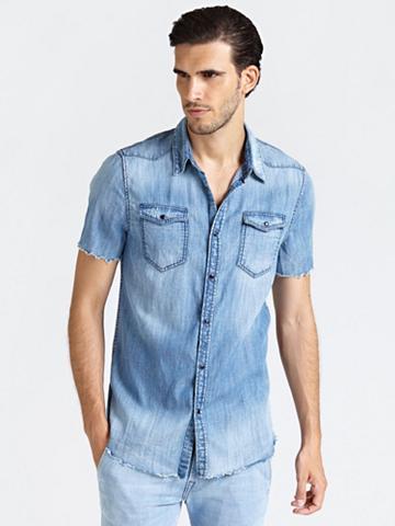 GUESS Džinsiniai marškinėliai