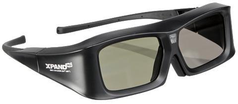 INFOCUS 3D akiniai »XPAND Edux 3 X103 DLP-Link...