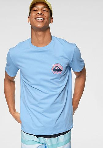 QUIKSILVER Marškinėliai »WITHOUT PARALL SS M T EE...