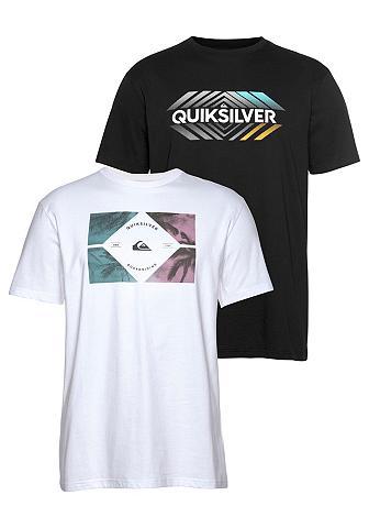 QUIKSILVER Marškinėliai »DIAMONDS UP FLAXTON PACK...
