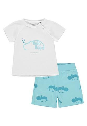 BELLYBUTTON Rinkinys: pižama 2 vnt. Marškinėliai Š...