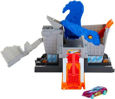 HOT WHEELS Žaislų rinkinys »City Dino T-Rex Super...