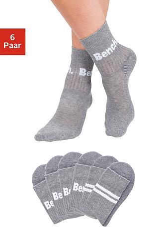 BENCH. Sportinės kojinės (6 poros)