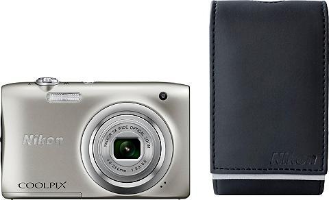 NIKON »Coolpix A100« Kompaktkamera (NIKKOR-O...