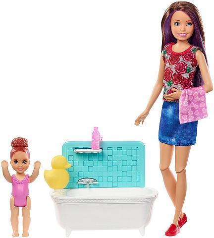 Barbie Anziehpuppe »Skipper Babysitters Spiel...