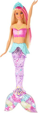 Barbie Anziehpuppe »Dreamtopia Glitzerlicht M...