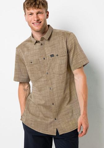 JACK WOLFSKIN Marškiniai trumpom rankovėm »EMERALD L...