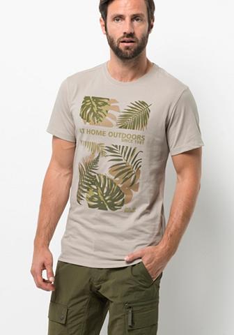 JACK WOLFSKIN Marškinėliai »PALM COVE T M«