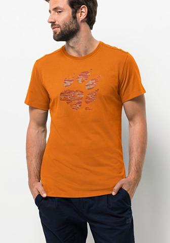JACK WOLFSKIN Marškinėliai »PAW T M«