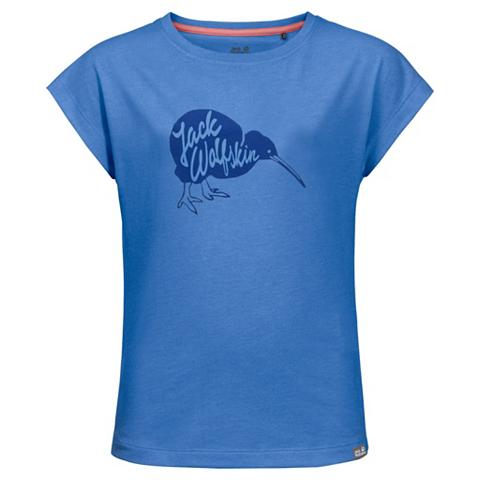 JACK WOLFSKIN Marškinėliai »BRAND T GIRLS«