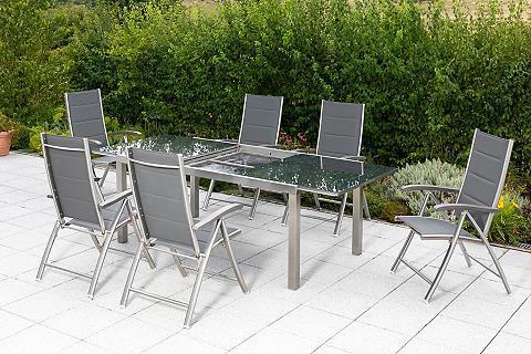 MERXX Balkono baldai »Ferrara« 7-tlg. 6 Fote...