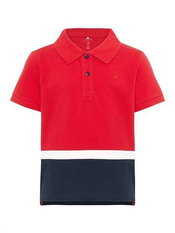 NAME IT Colourblocking Polo marškinėliai
