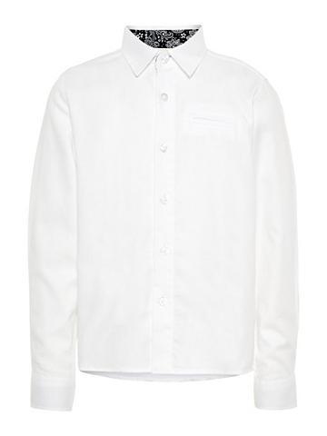 NAME IT Baumwoll Marškiniai