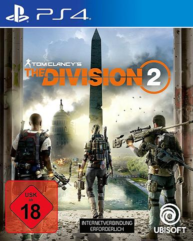 UBISOFT The Division 2 PlayStation 4