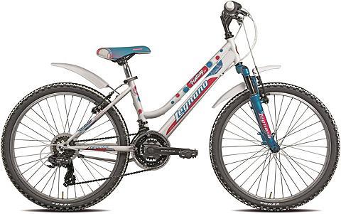 LEGNANO Kalnų dviratis 18 Gang Shimano RevoShi...