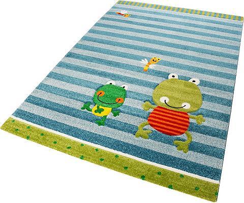 Sigikid Kinderteppich »Fortis Frog« rechteckig...