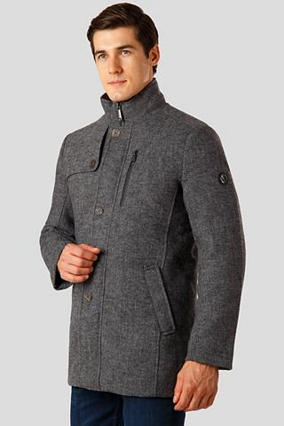 FINN FLARE Vilnonis paltas su lengvas Wattierung ...