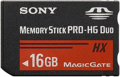 SONY Memory Lazda »Memory Lazda Pro HG dvi ...