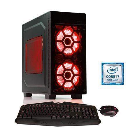 HYRICAN Intel i7-9700K 32GB SSD + HDD GeForce ...