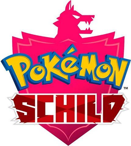 NINTENDO SWITCH Pokémon Schild Nintendo Šakotuvas