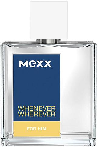 Mexx After-Shave »Whenever Wherever«