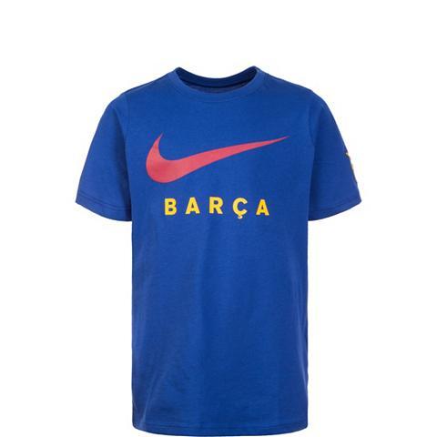 NIKE Marškinėliai »Fc Barcelona Large Swoos...