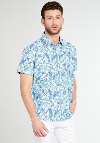 PIONEER_TEXTIL PIONEER vyriški marškiniai »Herrenhemd...