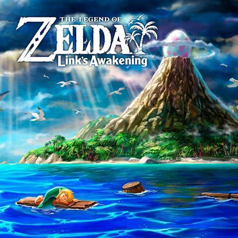 NINTENDO SWITCH The Legend of Zelda: Link's Awakening ...