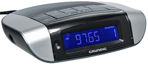 GRUNDIG Radijas su laikrodžiu »Sonoclock 660/t...