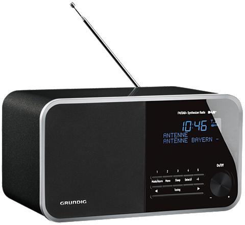 GRUNDIG Radio »DTR 3000 DAB+ Black«