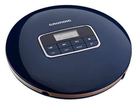 GRUNDIG CD grotuvas Kilnojamas »GCDP 8000 trit...