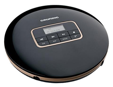 GRUNDIG CD grotuvas Kilnojamas »GCDP 8000 /«