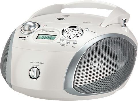 GRUNDIG Radio-CD-Spieler »GRB 2000 USB laikmen...
