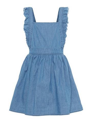 NAME IT Džinsai kombinezono tipo suknelė
