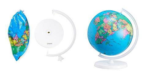 Oregon Scientific Globus »Smart Globe Air su Tischstände...