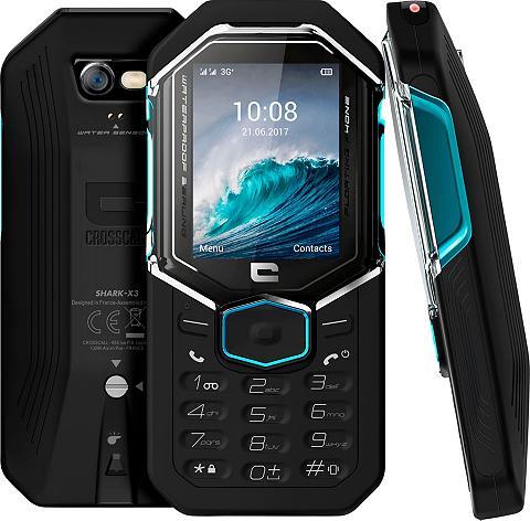 CROSSCALL SHARK-X3 Mobilusis telefonas (601 cm /...