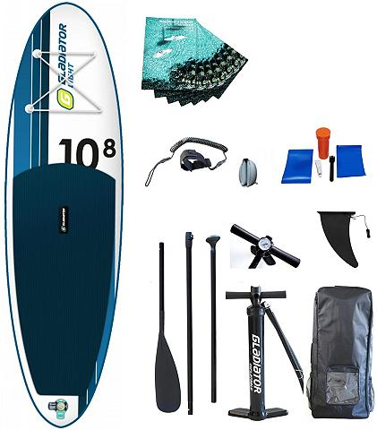 D7 Inflatable SUP-Board »Gladiator LT 10....