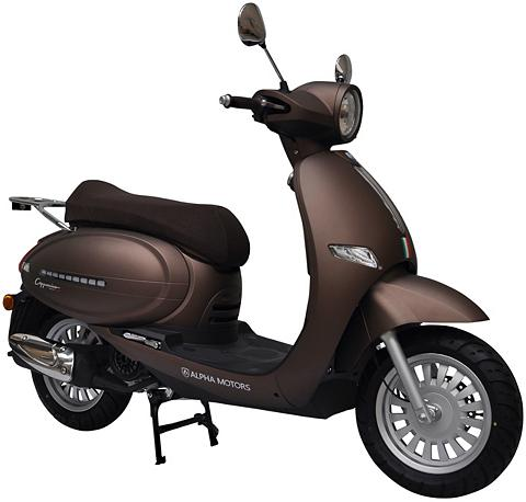 ALPHA MOTORS ALPHAMOTORS Motoroleris »Cappucino« 50...