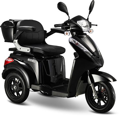 IVA Elektrinis motoroleris »E 1000« 20 km/...