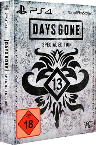 Days Gone Special Edition PlayStation ...