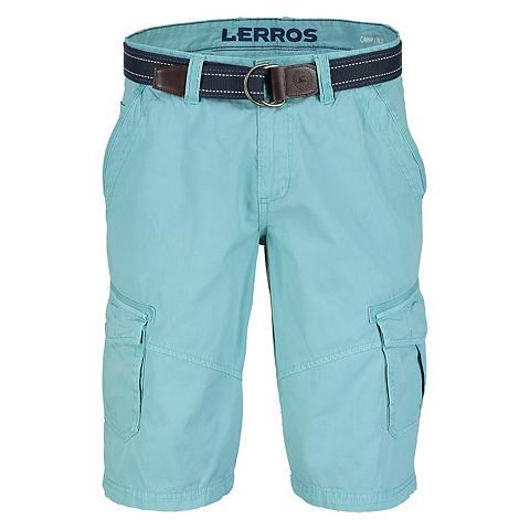 LERROS Šortai-bermudai su kišenėmis