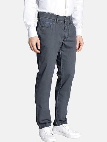 CHARLES COLBY Kelnės su 5 kišenėmis »ELIJAH«