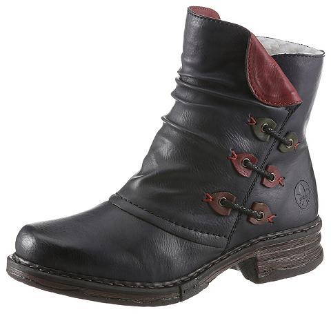 Rieker Žieminiai batai su farbenfrohen Detail...
