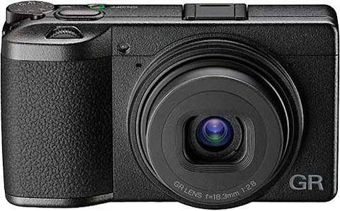 Ricoh Premium »GR III« Kompaktkamera (6 Elemente in ...