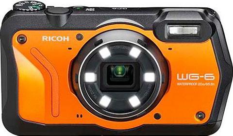RICOH »WG-6« fotoaparatas ( objektyvas 11 El...